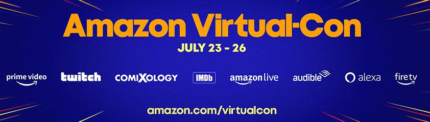 Amazon Virtual Con