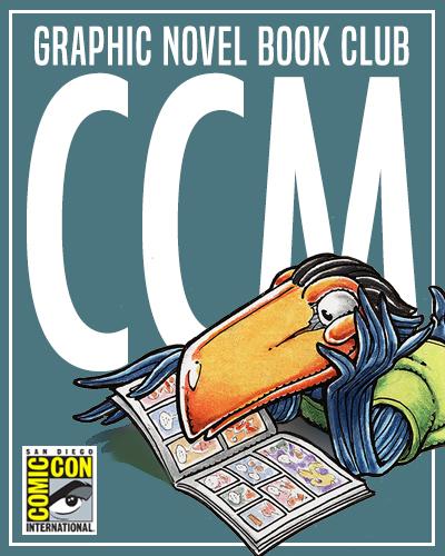 Comic-Con Graphic Novel Book Clubs