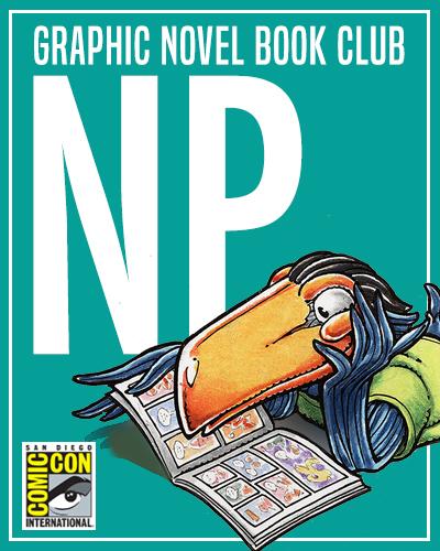Comic-Con Graphic Novel Book Clubs: North Park
