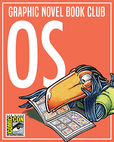 Comic-Con Graphic Novel Book Clubs: Oceanside