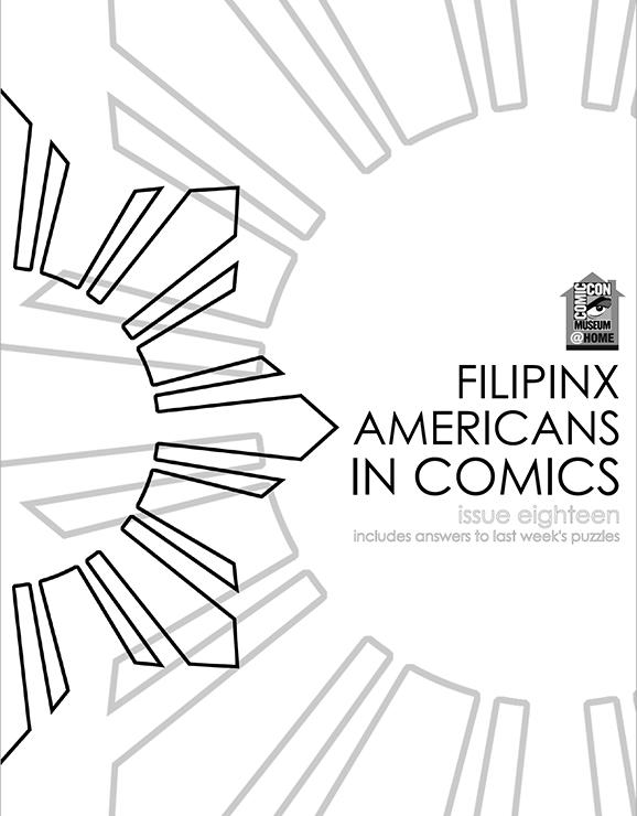 Comic-Con Museum Presents Fun Book 18