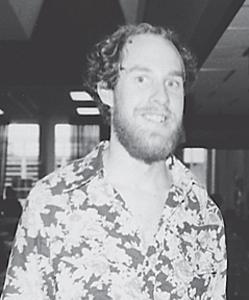 Richard Alf in 1972