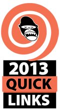 APE 2013 Quick Links