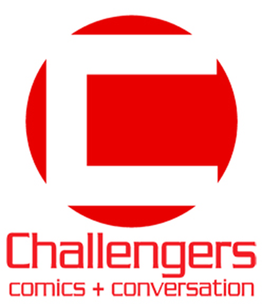 Challengers Comics + Conversation