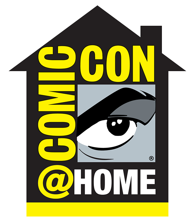 Comic-Con@Home 2020 Programming Schedule