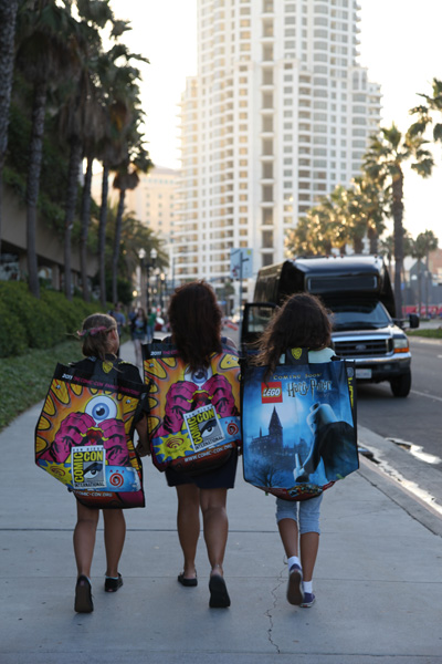 Comic-Con International 2015 Child Badge Policy