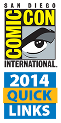 Comic-Con International 2014 Quic