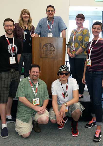 2015 Will Eisner Spirit of Comics Retailer Award Judges
