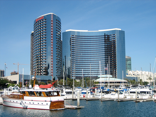 Comic-Con International at the Marriott Marquis San Diego Marina