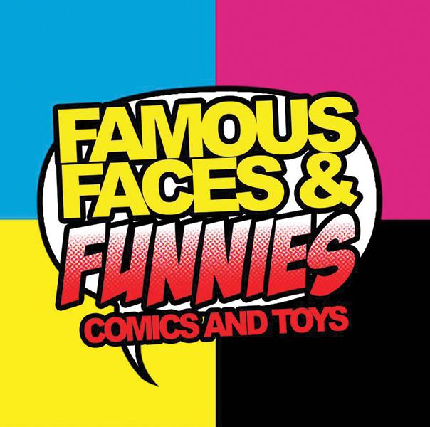 2017 Will Eisner Spirit of Comics Retailer Award Nominations