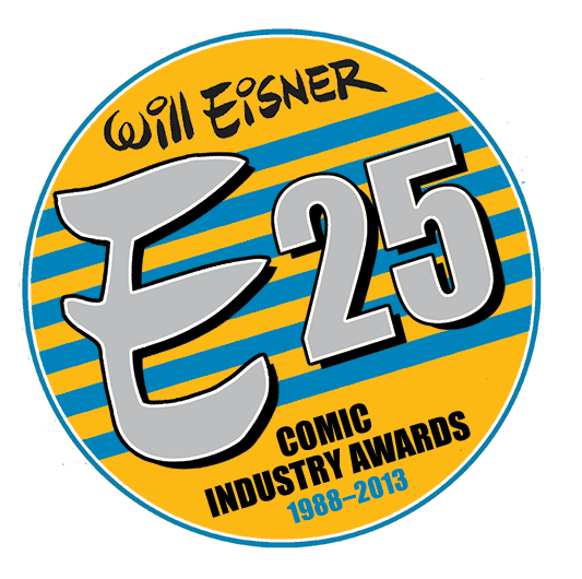 2013 Eisner Award Recipients