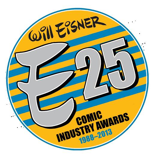 2013 Eisner Award Recipients