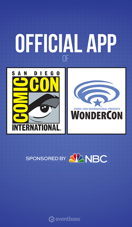 Official Comic-Con App Updated for WonderCon 2018