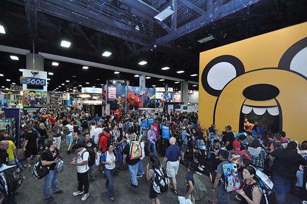 Comic-Con International 2014