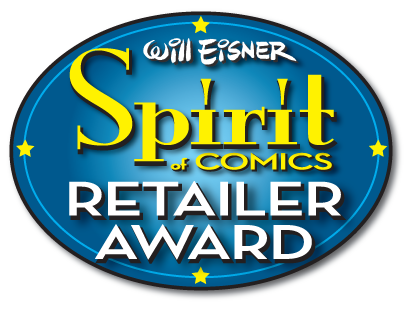 Will Eisner Spirit of Comics Retai