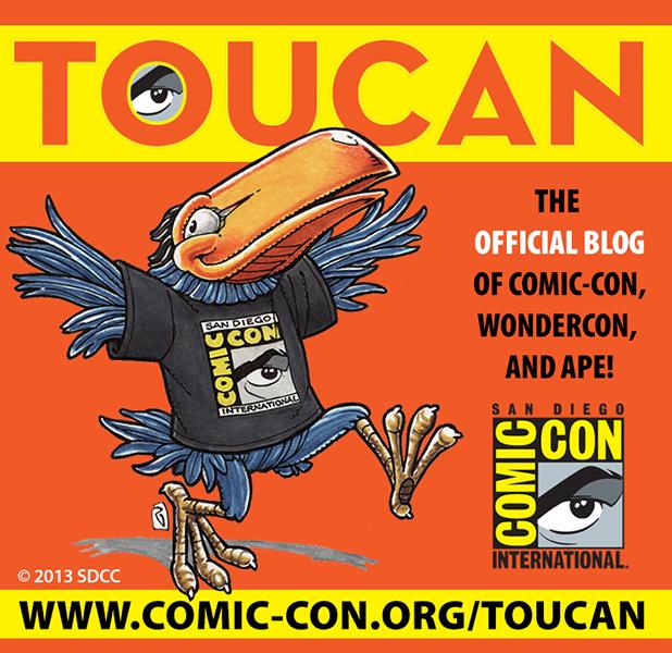 Toucan 2013 Collectible B