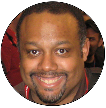 Marc Bernardin for Comic-Con International's Toucan Blog