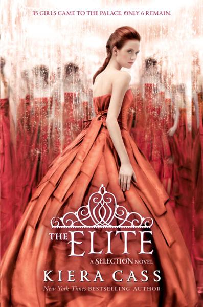 The Elite by Kiera Cas