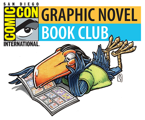 Comic-Con International Graphic Novel Book