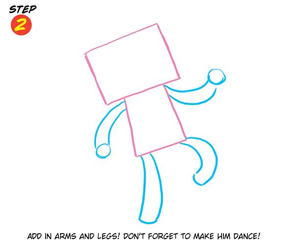 Robot Step 2