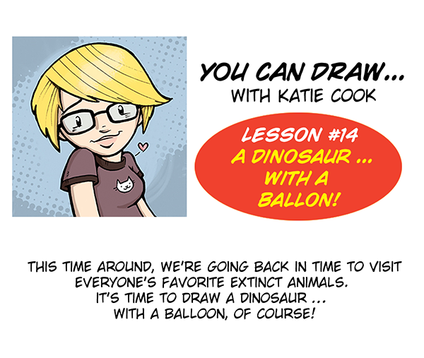 You Can Draw 014 Intro