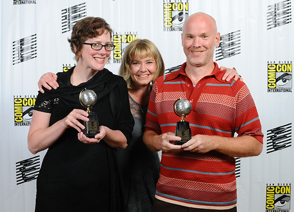 Colleen Coover, Allison Baker, and Paul Tobin