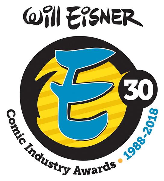2018 Will Eisner Comic Industry Awards