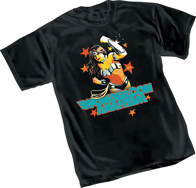 Official WonderCon Anaheim 2014 T-shirt