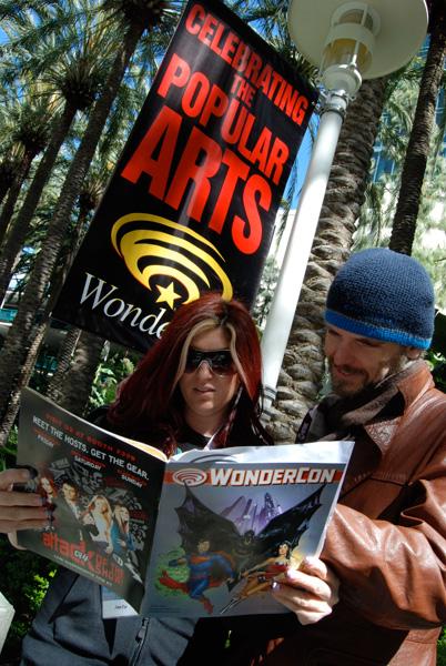 Comic-Con International Presents WonderCon, March 25–27, Los Angeles Convention Center