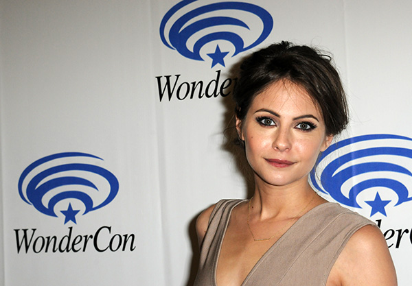 Willa Holland at WonderCon Anaheim