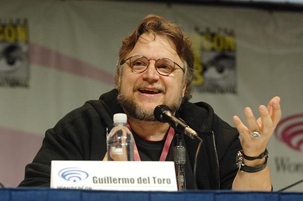 Guillermo del Toro at WonderCon Anaheim