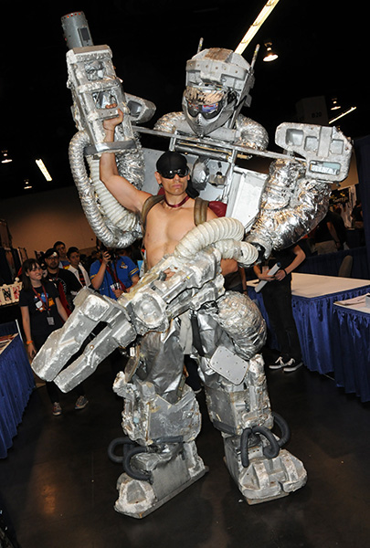 Cosplay at WonderCon Anaheim