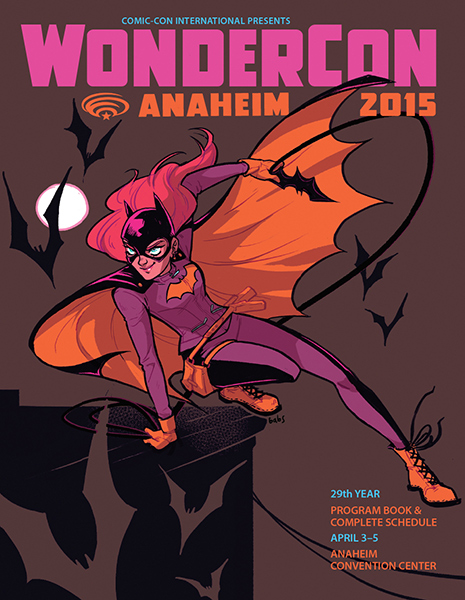WonderCon Anaheim 2015 Program Book