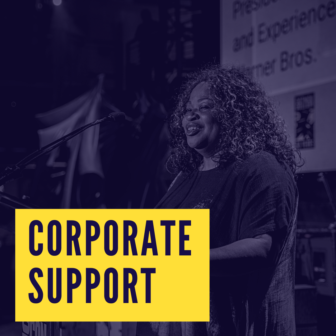Icon for corporate support