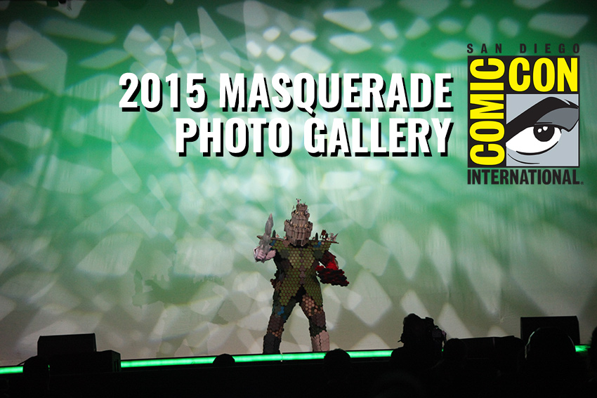 Comic-Con International 2015 Masquerade Photo Gallery