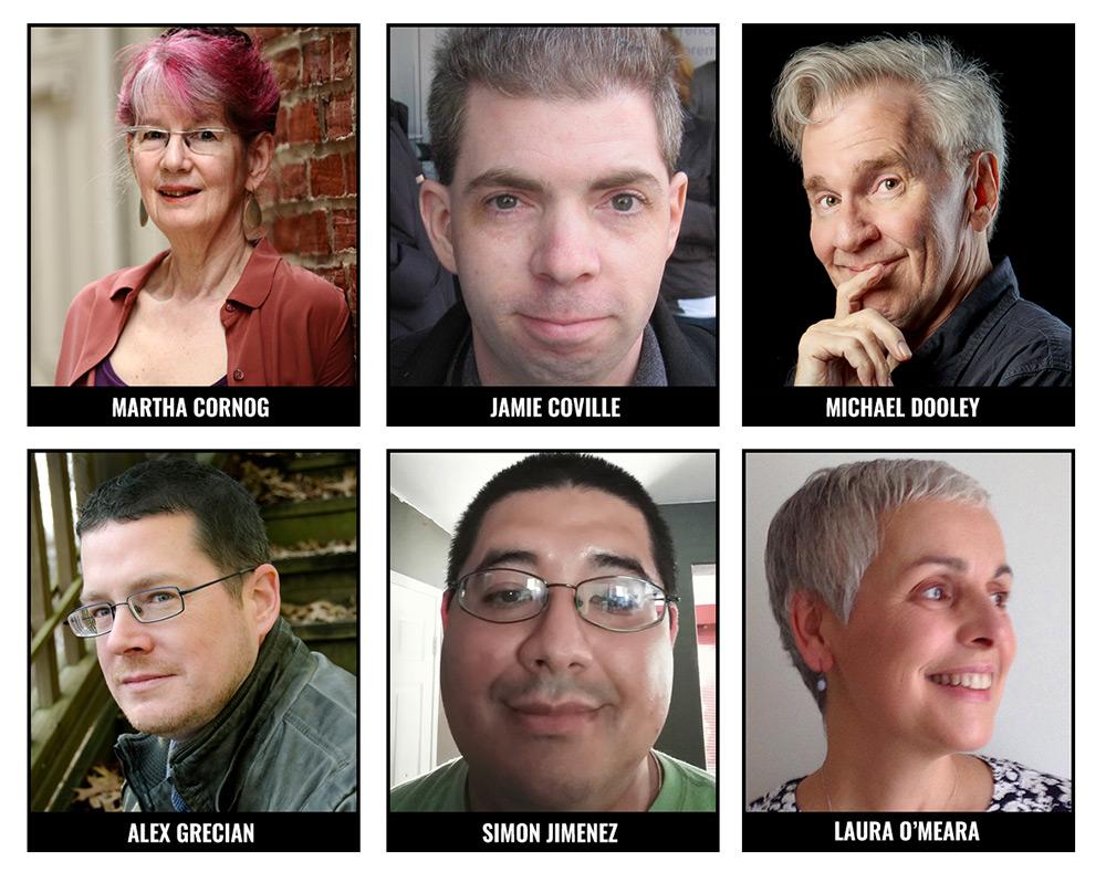 2020 Will Eisner Comic Industry Award Judges
