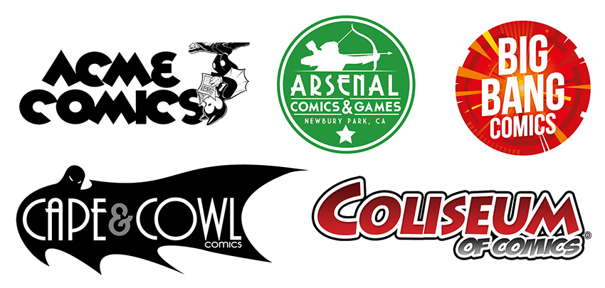 2018 Will Eisner Spirit of Comics Retailer Award Nominations