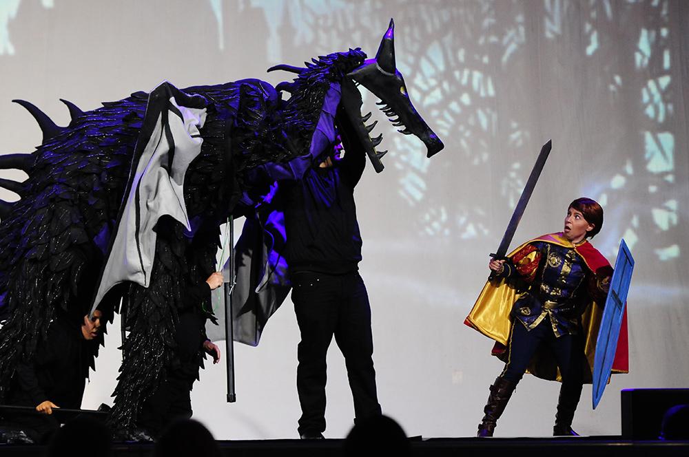 Comic-Con 2019 Masquerade