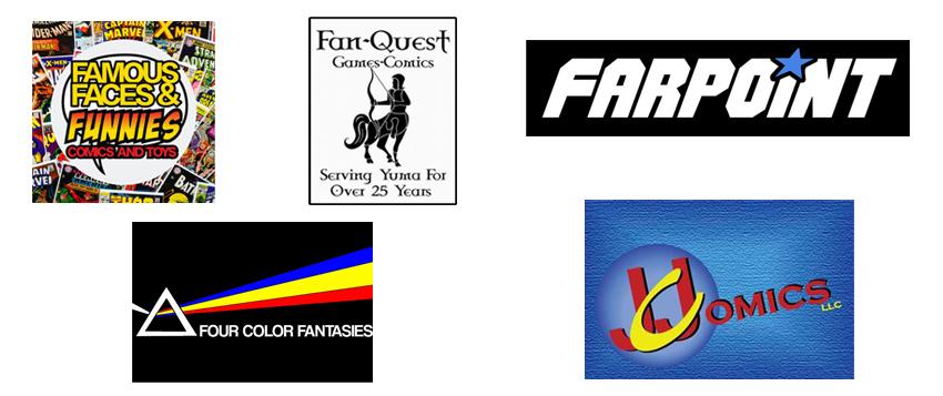 Will Eisner Spirit of Comics Retailer Award 2020 Nominees