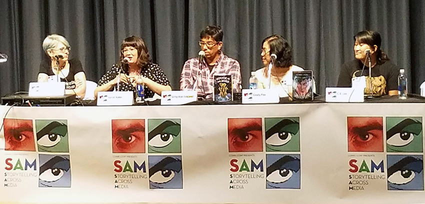 Comic-Con Presents SAM 2019 at the Comic-Con Museum, Saturday, Oct. 26
