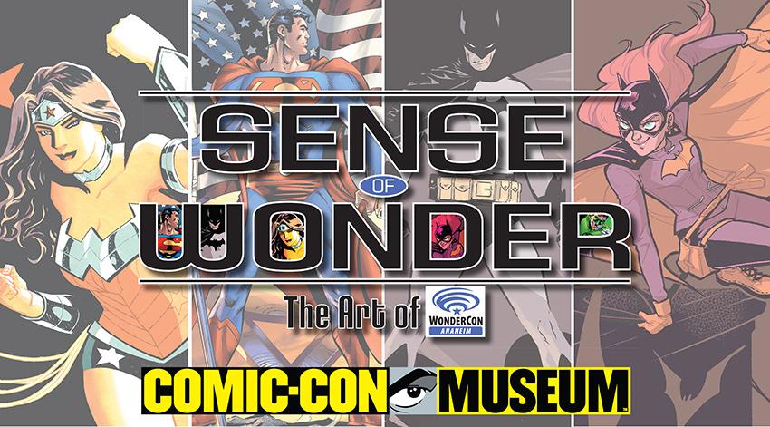 Sense of Wonder Art of WonderCon