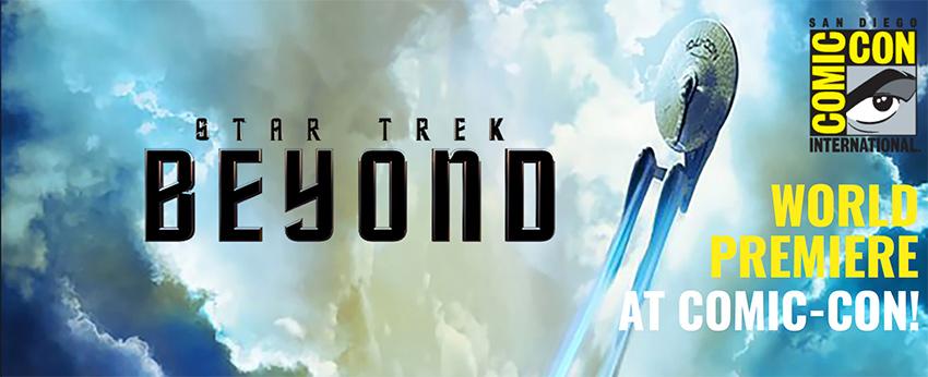 Star Trek Beyond World Premiere at Comic-Con International 2016