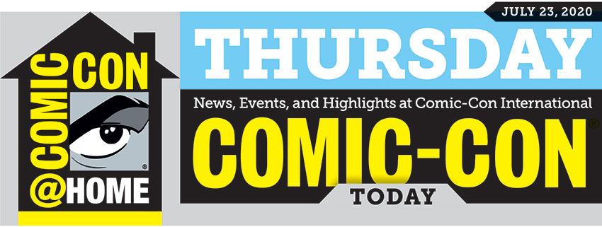 Comic-Con@Home 2020 Newsletter