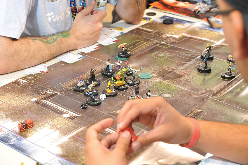 WonderCon 2016 Games