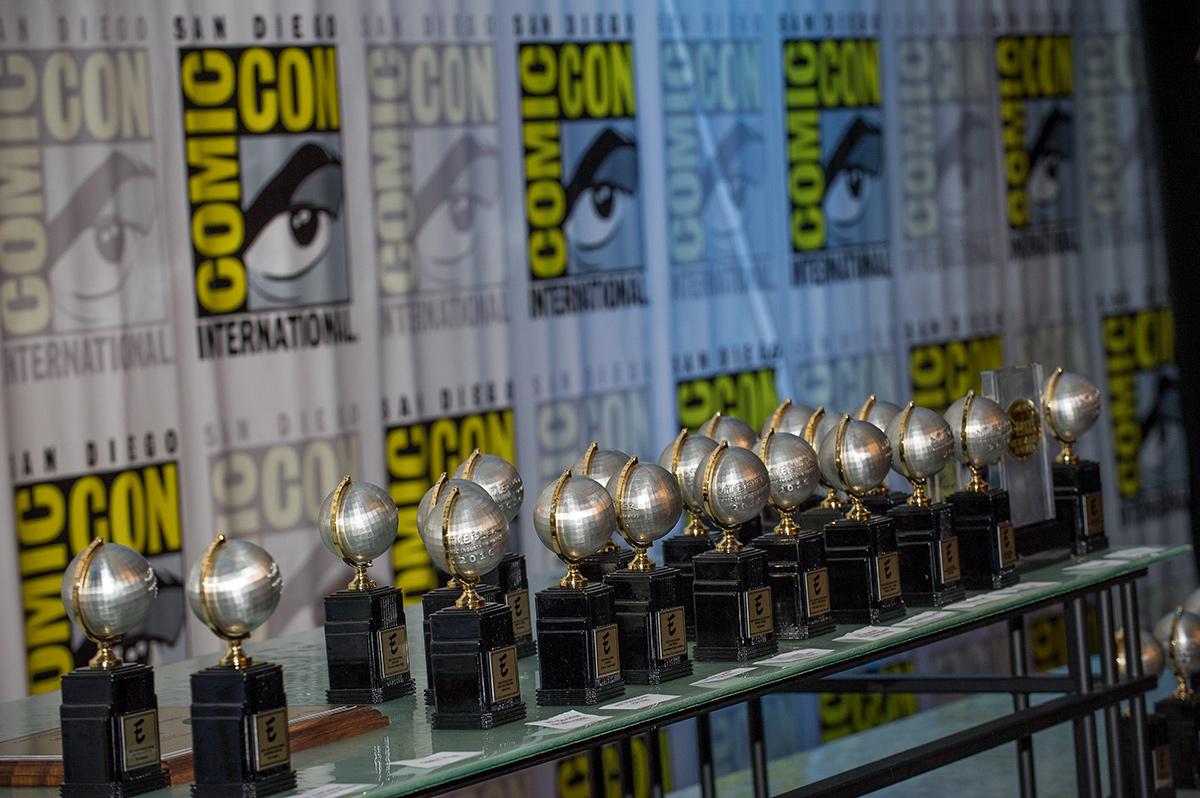 Comic-Con International Presents the 2016 Will Eisner Comic Industry Award Winners