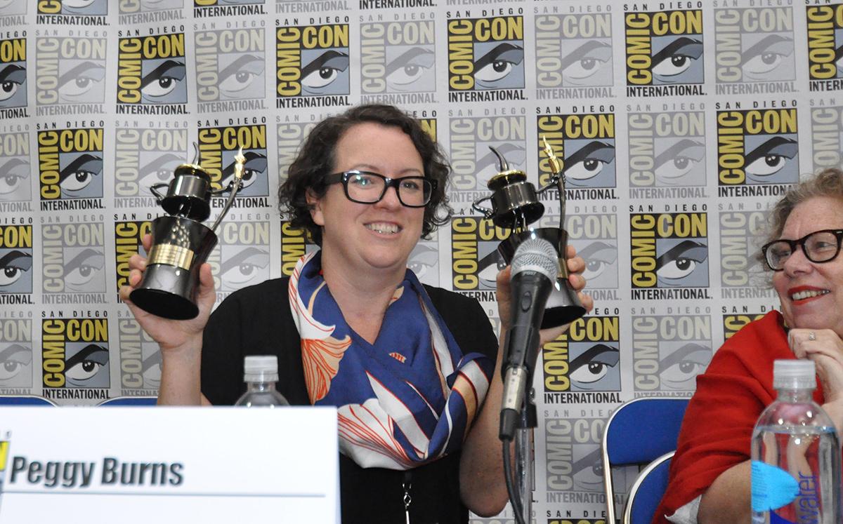 Comic-Con International 2016 Inkpot Award Winners