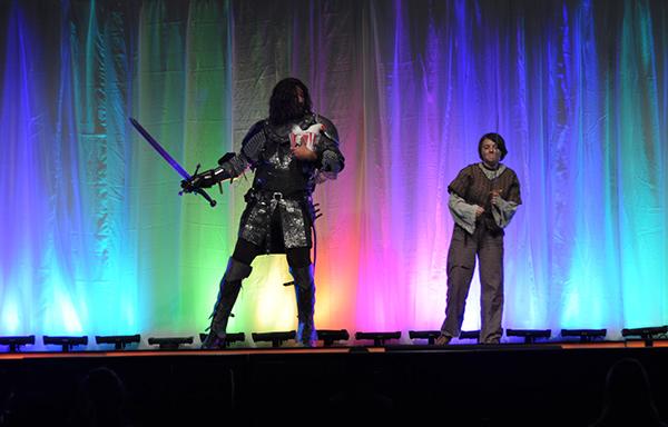 WonderCon 2015 Masquerade Photo Gallery