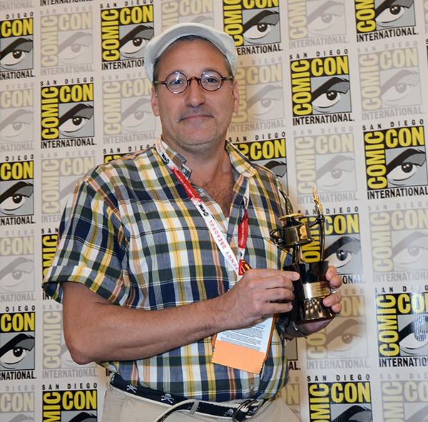 Comic-Con International 2015 Inkpot Awards