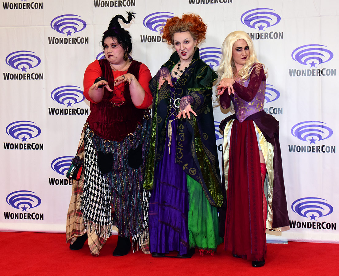 WonderCon Anaheim 2018 Photo Gallery