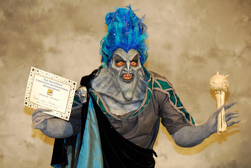 Comic-Con International 2015 Masquerade Photo Gallery